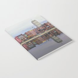 Pink Reflections Notebook