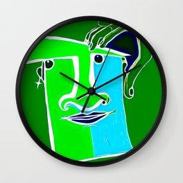 it's OK friend Wall Clock