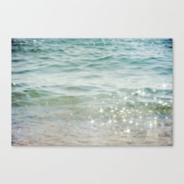 Falling Into A Beautiful Illusion Canvas Print