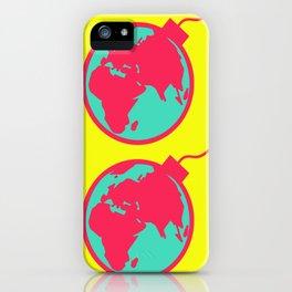 Da Bomb! iPhone Case