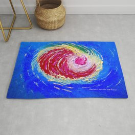 Accuweather Storm Warning Rug