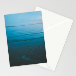 Summer of Love by the Sea II Stationery Cards