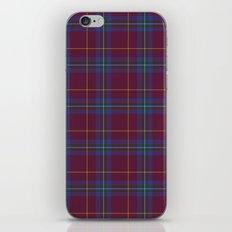 Da Vinci Rosslyn Rose Tartan iPhone & iPod Skin
