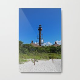 It's a Sanibel Summer I Metal Print