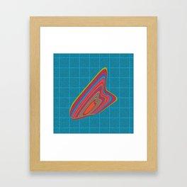 Trick Framed Art Print