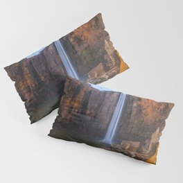 Waterfall on the Berkeley Pillow Sham