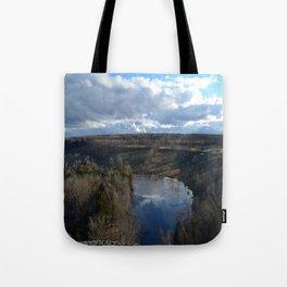 Skinner's Bluff Tote Bag