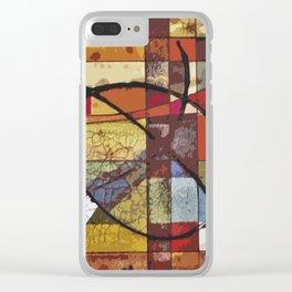 Icaro's Dream Clear iPhone Case