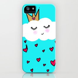 Make it Rain. iPhone Case