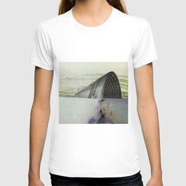 post industrial thermal baths T-shirt