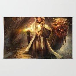 Wizard queen  Rug