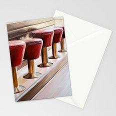 OK OK Diner Stationery Cards