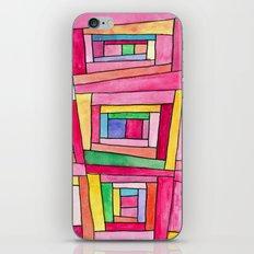 Crazy Quilt iPhone & iPod Skin
