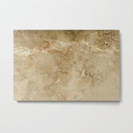 Marble Texture 42 Metal Print