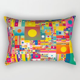 grit Rectangular Pillow