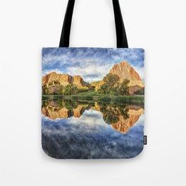 Colorful Colorado by Lena Owens/OLena Art Tote Bag