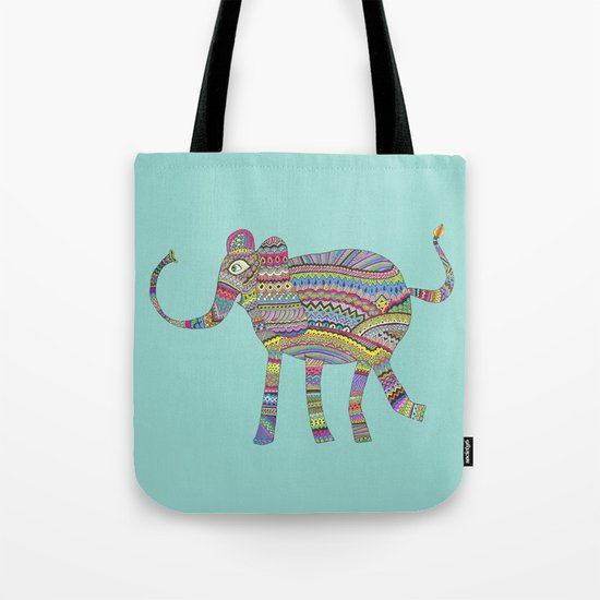 rainbow child Tote Bag