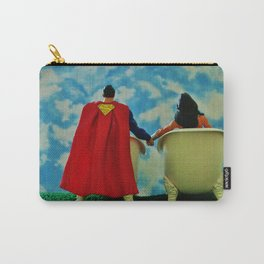When The Moment Is Right Carry-All Pouch