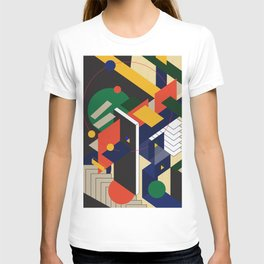 Shape of Jazz 01 T-shirt