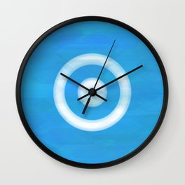 Water Sight Wall Clock