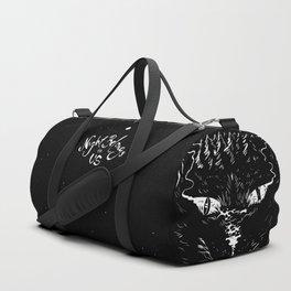 Night Belongs To Us Duffle Bag
