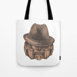 Robots in Disguise: Megatron Tote Bag