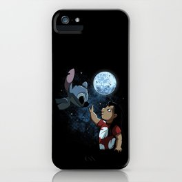 How to train your alien iPhone Case