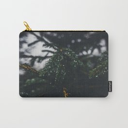 Nature closeup - pine forest Carry-All Pouch