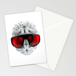 Keep a Cool Mind Stationery Cards