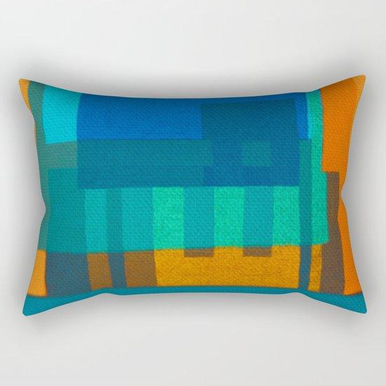Port Pier Rectangular Pillow