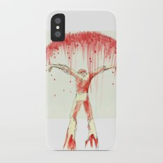 from the water iPhone X Slim Case