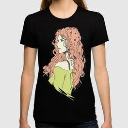 beautifull anime girl T-shirt