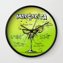 Margarita_002_by_JAMFoto Wall Clock