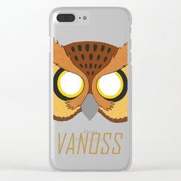 vanossgaming Clear iPhone Case