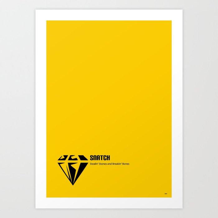 Snatch Art Print