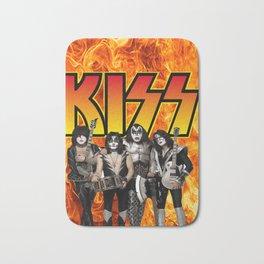 Kiss band Bath Mat