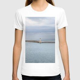 Lighthouse. Livorno. Tuscany. Italy T-shirt