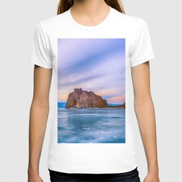Shaman Rock, lake Baikal T-shirt