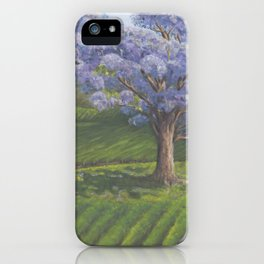 Spring Valley iPhone Case