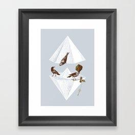 Guardian of Secrets Framed Art Print