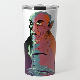 Nosferatu At Rest Travel Mug