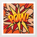 Comic Book POW! by theimagezone
