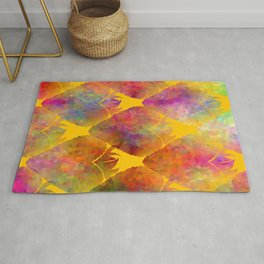 Berry Hearts Rug