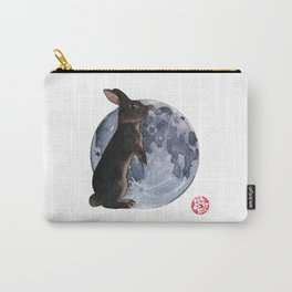 Tsuki no usagi Carry-All Pouch