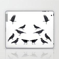 kargalar (crows) Laptop & iPad Skin