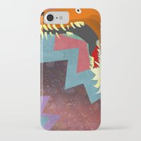 dinosaurs iPhone & iPod Cases featuring DINOSAURS by Cody Weber
