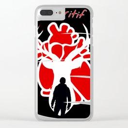 Hannibal Apéritif Pilot Episode Graphic Art Clear iPhone Case