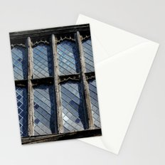15th Century Medieval Window Stationery Cards