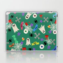 Maybe you're haunted #4 Laptop & iPad Skin
