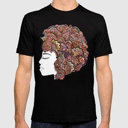 Her Hair - Les Fleur Edition T-shirt